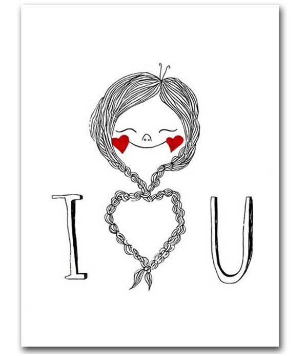 Valentine's copy